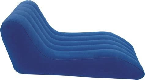 Portable Folding Floor Chairs by Flocked Pvc Inflatable Chair And Sofa For Both Adu