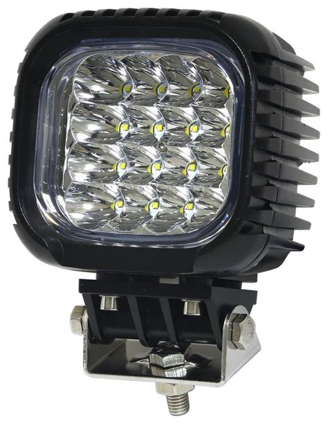 48w compact led driving light 125mm lighting wagner
