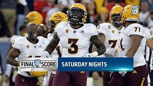 Highlights: Arizona State football bounces back from 19 ...