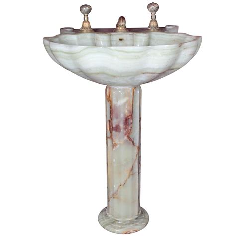 Vintage Sherle Wagner Sink by Sherle Wagner Onyx Sink At 1stdibs