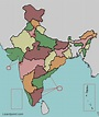 Test your geography knowledge - India states and union ...