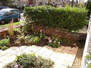 exciting simple landscaping ideas for small front yards With small front garden design ideas