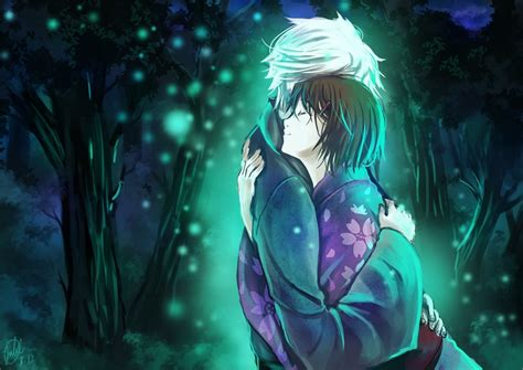 into the light movie into the forest of fireflies 39 light wallpaper and