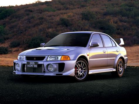 mitsubishi lancer evolution mitsubishi lancer evolution through the years autoevolution