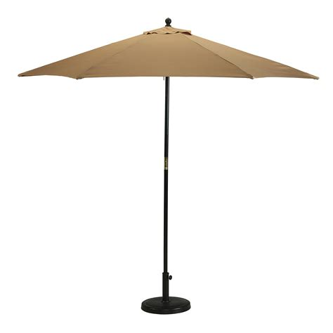 garden oasis 9 umbrella beige shop your way