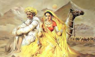 Indian Classic Art Painting