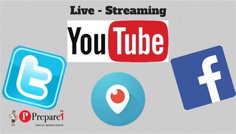 Live Streaming The Future Of Social Media Prepare1