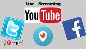 Live Streaming the Future of Social Media | Prepare1 ...