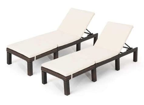 Top 10 Best Patio Chaise Lounges In 2018