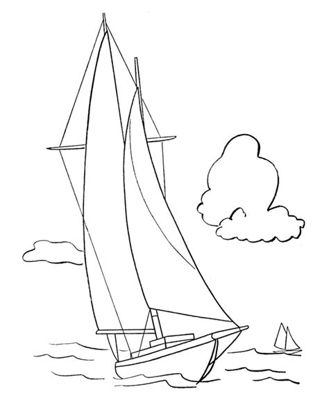 disegni da colorare yacht coloring pages yacht coloring home