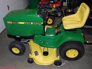 Tractordata Com John Deere 185 Tractor Photos Information