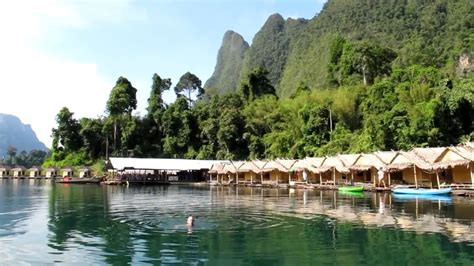 Khao Sok National Park Thailand Youtube