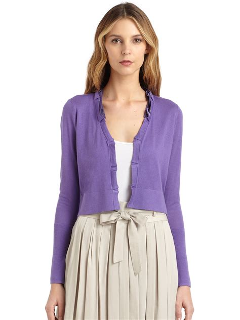 lilac sweater image gallery lilac cardigan
