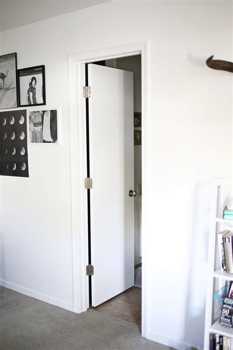 doors for tight spaces sliding door solution for small spaces a beautiful mess