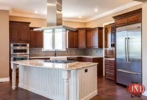 center kitchen island new center island kitchen design in castle rock