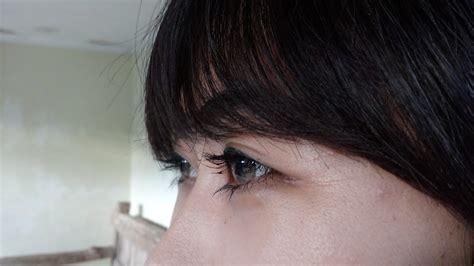 Silkygirl Mascara Big Eye hi there review silky big eye collagen