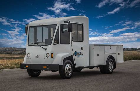 Boulder Electric Motor by Boulder Electric Vehicle Sb 500 Service Truck