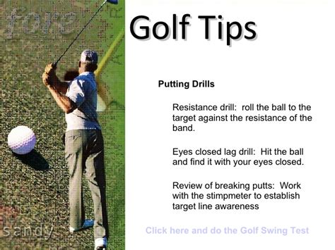 Golf Swing Tips by Golf Swing Tips How To Swing A Golf Club Lessons On