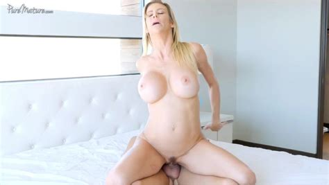 My Super Sexy Busty Stepmom Let Me Fuck Her After