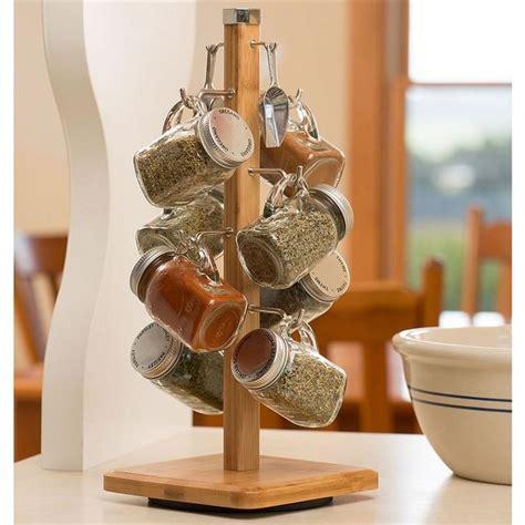 Mini Spice Rack by Mini Spice Jars 4pk Spice Racks Jars And Masons