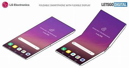 Phone Lg Foldable Concept Screen Patent Folding