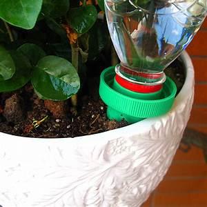 Pflanzen Bewässern Urlaub : 2pcs pflanz blumen automatisch bew sserung wasser spender ~ Michelbontemps.com Haus und Dekorationen