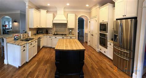 nacre kitchen  tony taupe glaze  cabinet girls