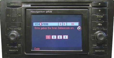 audi navigation plus audi 8pin
