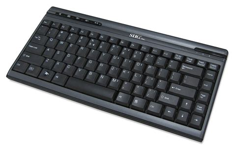 amazoncom siig usb mini multimedia keyboard ultra slim