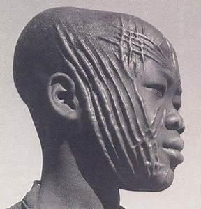 Scarification in Africa   sabinaaubg