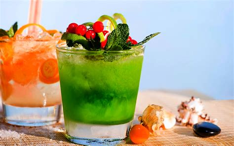 7 healthy summer drinks to quench your thirst the right way