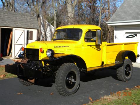 1967 Dodge Power Wagon by 1967 Dodge Power Wagon Wm300 For Sale Photos Technical