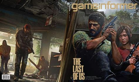 First In Game Screenshots For The Last Of Us Nerd Reactor