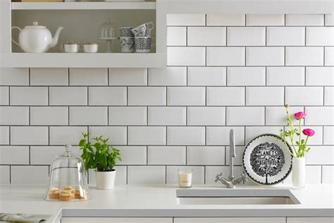 white kitchen tile ideas tile style kitchen design ideas pictures decorating ideas houseandgarden co uk