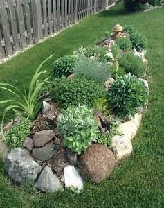 1000 idees a propos de plantes de rocaille sur pinterest With delightful amenagement de jardin avec des pierres 2 rocaille au jardin fleuri