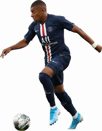 Kylian Render Mbappe Footyrenders Psg Mbappe Football