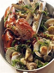 Roasted Shellfish Platter