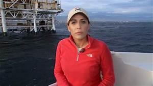Hallie Jackson Reports From Off the Santa Barbara Coast ...