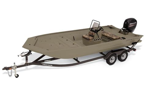 Grizzly 2072 Boat Only by Tracker Boats All Welded Jon Boats 2018 Grizzly 2072