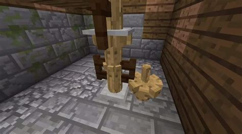 wooden cogs  vanilla minecraft building