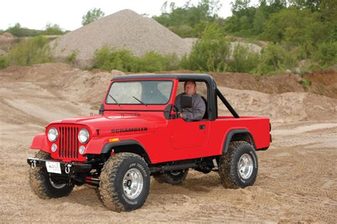 Shell Valley Cj-8 Jeep Scrambler
