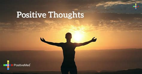 Positive thoughts - PositiveMed