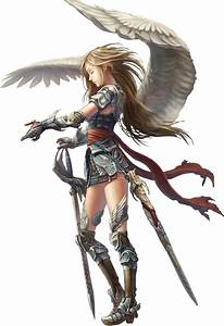 Angel In Armor by Charmance96 on DeviantArt