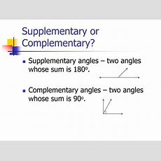 Ppt  Angle Relationships Powerpoint Presentation Id5684679