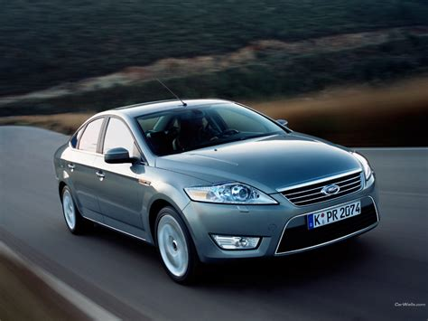 Ford Mondeo Ford Mondeo Resimi 20886