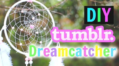 diy tumblr dreamcatcher tutorial