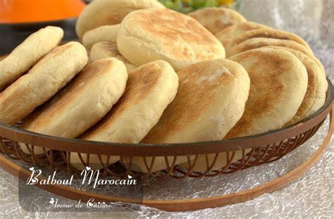 batbout marocain quot بطبوط مغربي quot amour de cuisine
