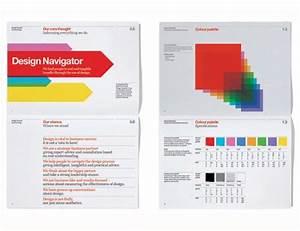 19 Minimalist Style Guides   Identity    Design