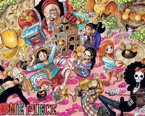 One Piece #03 壁紙10種40枚