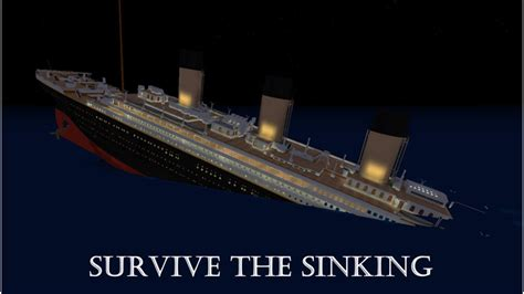 Roblox Sinking Ship Simulator Titanic by Jogo Roblox Titanic Roblox No Jogos Wx Friv